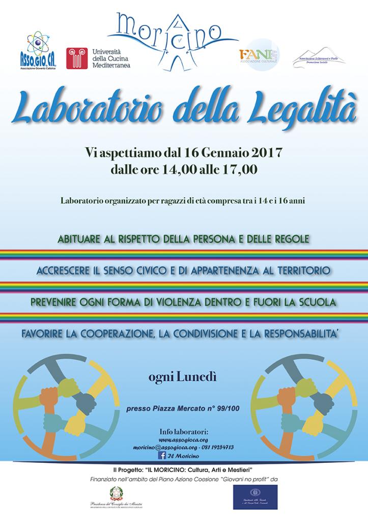 Lab Legalità 2017